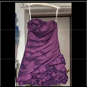 Le Chateau prom / party dress worn once Large
